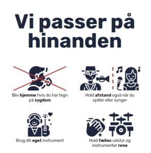 passer på hinanden teaser pix2 - Danske Musik- og Kulturskoler