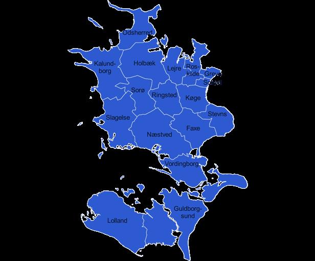 region sjaelland - Danske Musik- og Kulturskoler