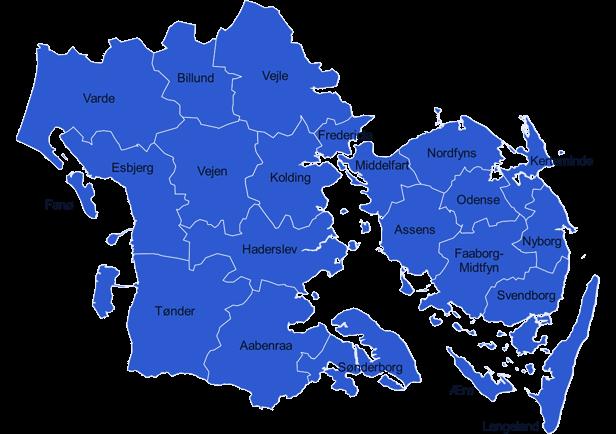region syddanmark - Danske Musik- og Kulturskoler
