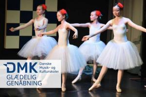 Ballet WEB - Danske Musik- og Kulturskoler