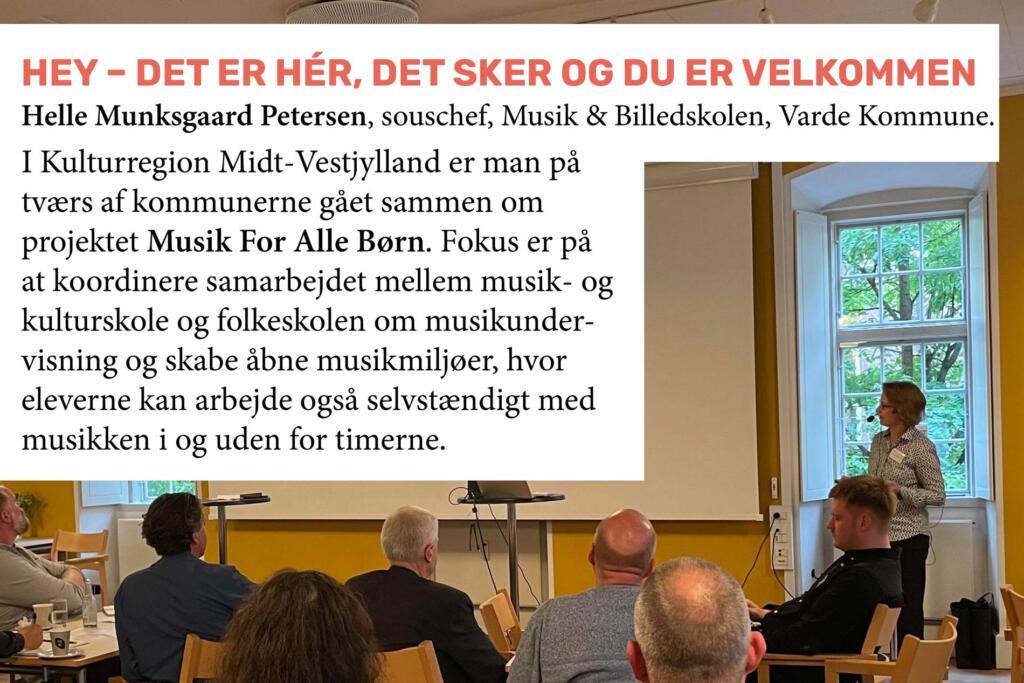 DMK7 - Danske Musik- og Kulturskoler